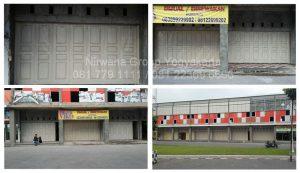 proyek Pemasangan Pintu Lipat Henderson di Grand Viko, Tidar Utara, Magelang