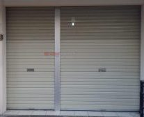 Pemasangan-Pintu-Rolling-Door-One-Sheet-70cm-Perforated-di-Depok-Sleman-Yogyakarta