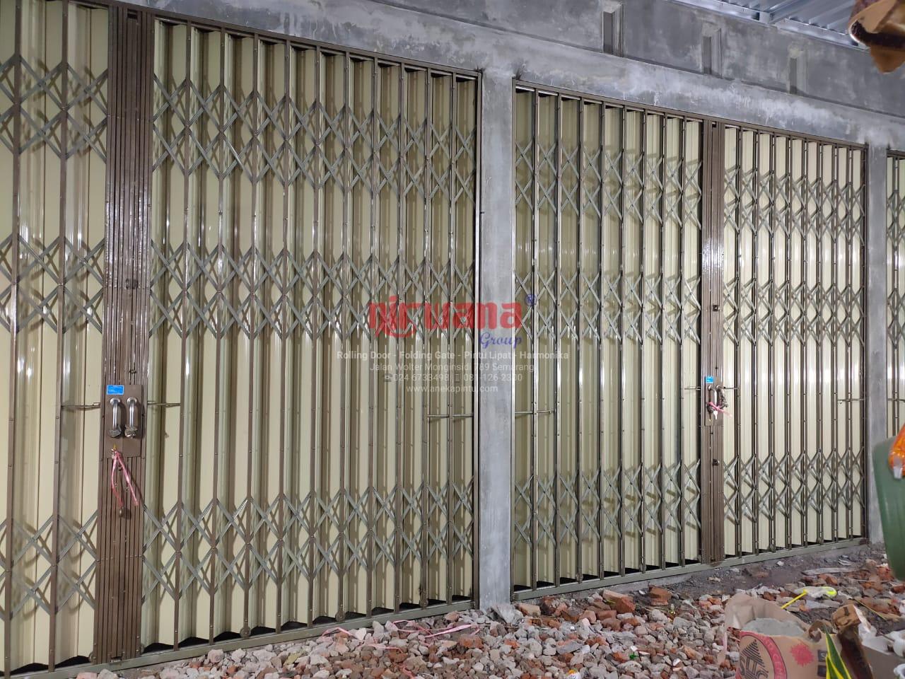 Pemasangan-Folsing-Gate-Premium-di-Pedurungan-Semarang-Jateng